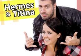 Hermes & Titina