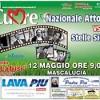 Attori e Cantanti in campo a Catania